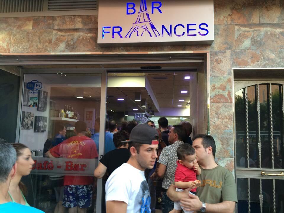 Bar Francés La Ribera de Molina