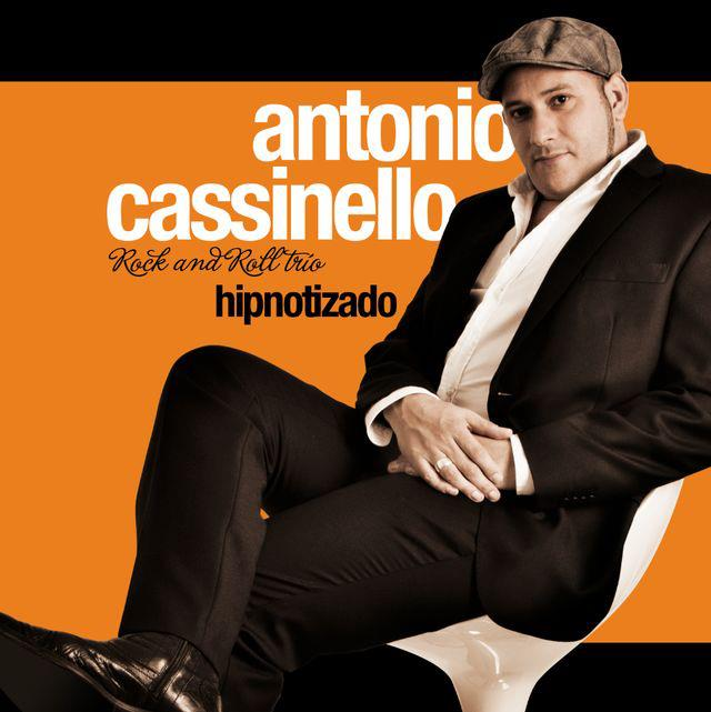 Antonio Cassinello Rock&Roll trio