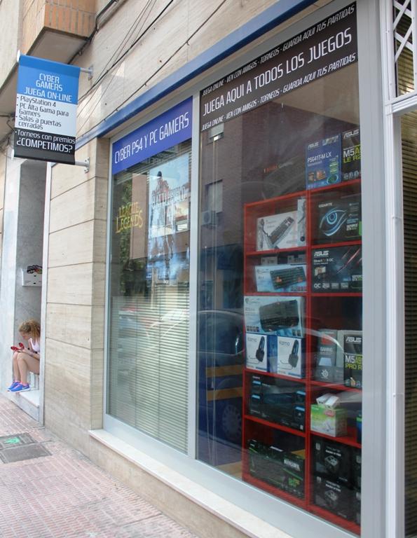 Cyber Gamers Zone en Molina de Segura