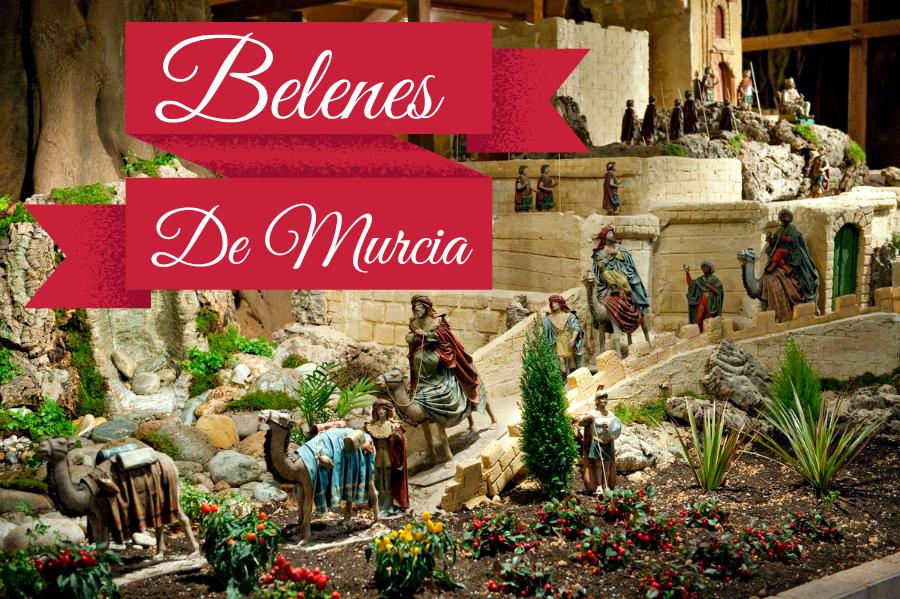 Belenes de Murcia en Navidad