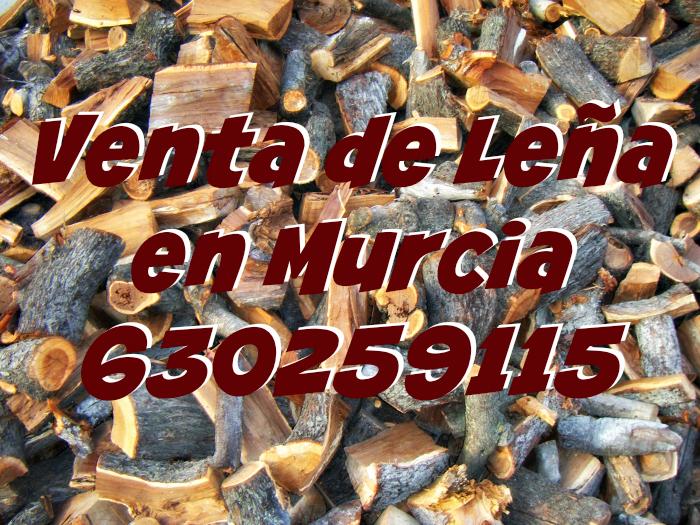 Venta de Leña en Murcia