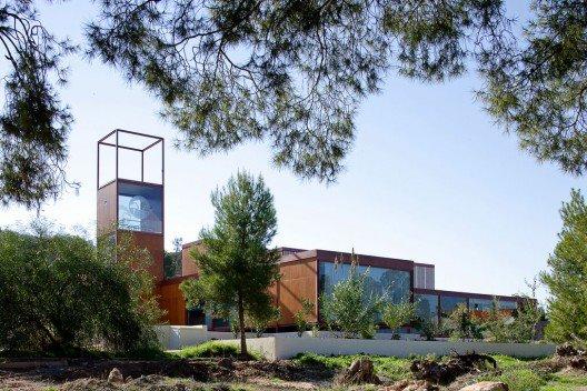 Centro de Visitantes el Valle