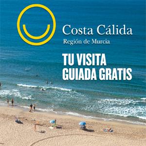 Visitas Guiadas Gratis en la Región de Murcia