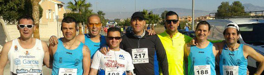 CLUB de ATLETISMO MOLINA-AVESCO