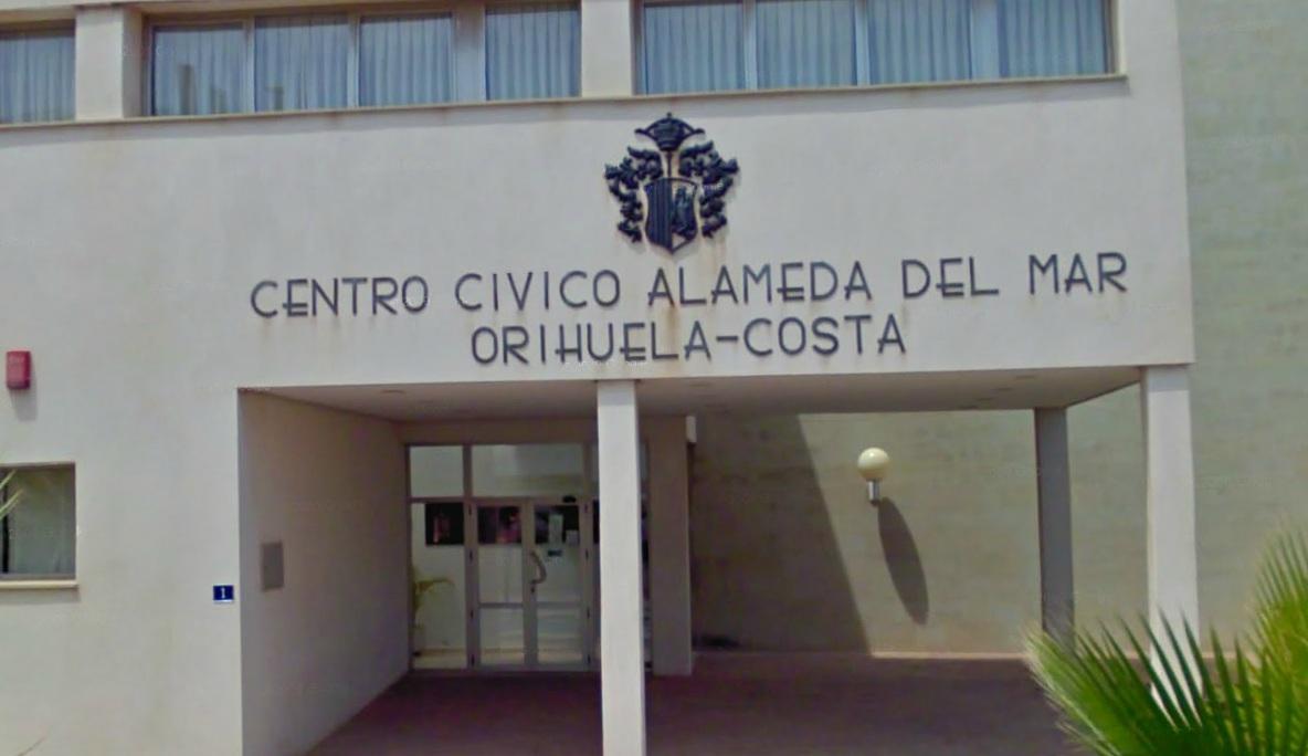 Centro Cívico Alameda del Mar de Orihuela