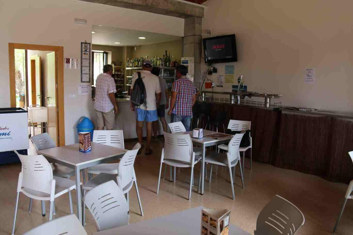 Cantina de Isla Plana