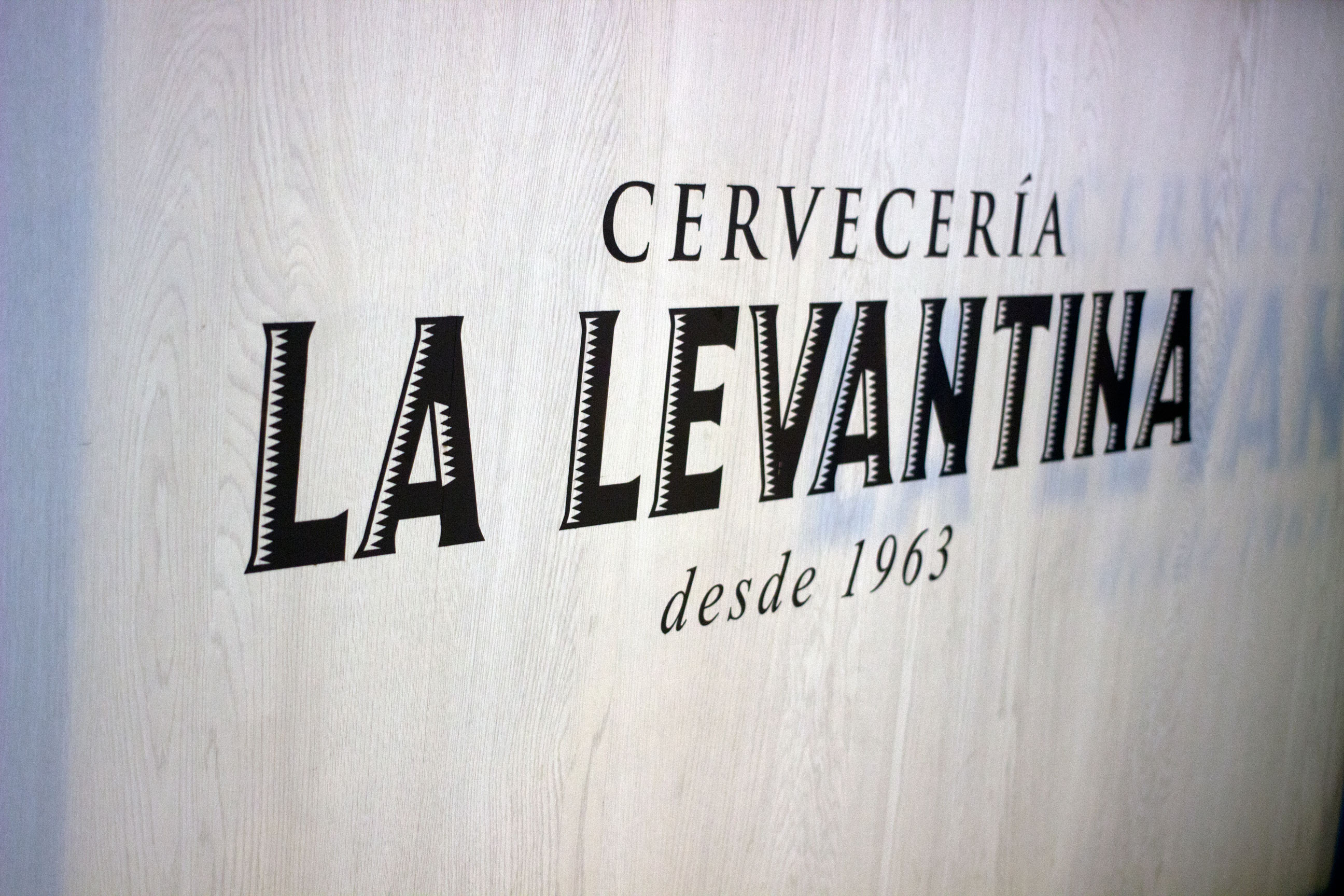 Cervecería La Levantina