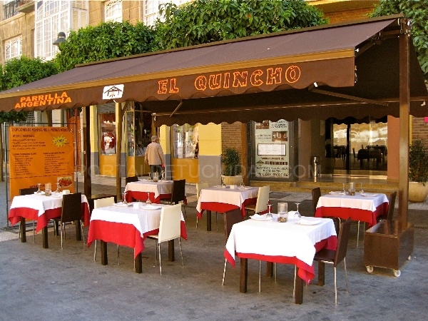 Restaurante El Quincho, Parrilla Argentina