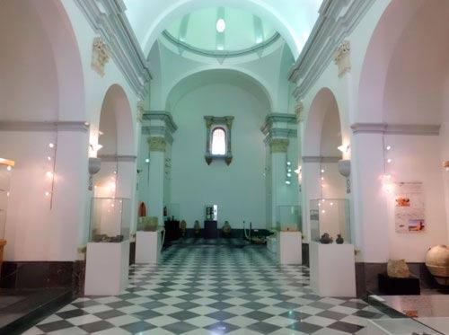 Sala Museo San Juan de Dios
