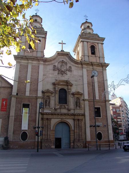 Iglesia Arcipestral de Nuestra Señora del Carmen