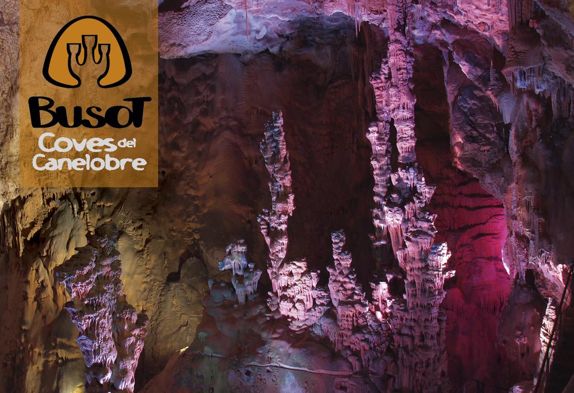 Cuevas del Canelobre.