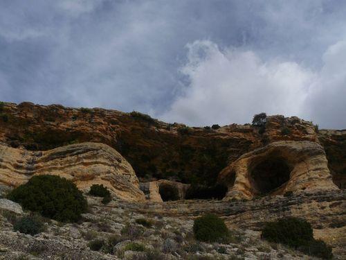 Cuevas de Zaén y Bajil