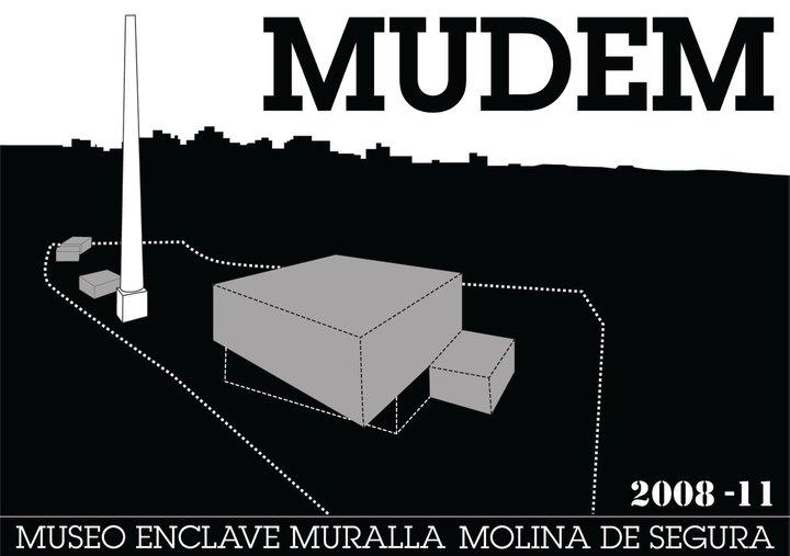 Museo del Enclave de la Muralla MUDEM de Molina de Segura