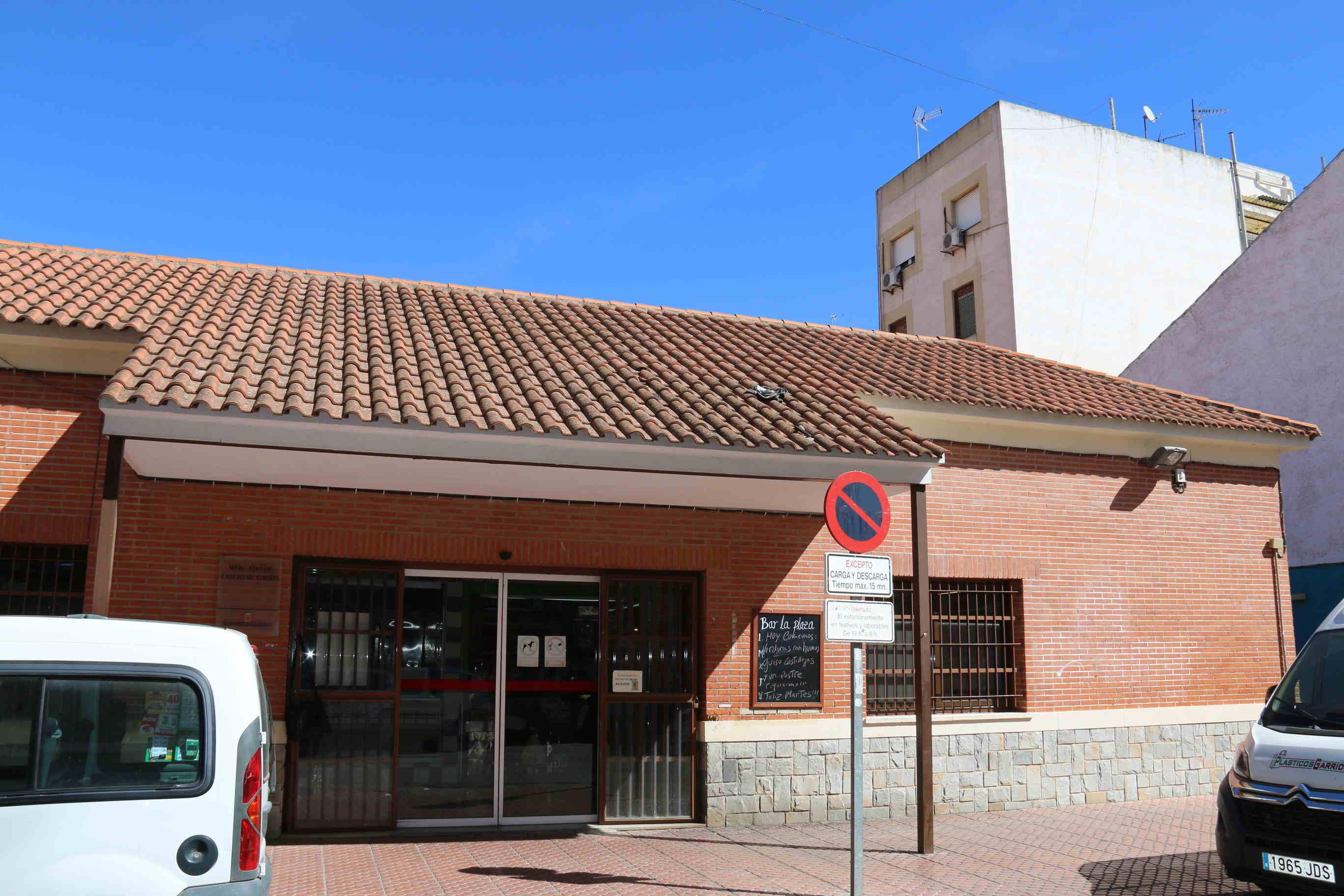 Plaza de Abastos de Cabezo de Torres