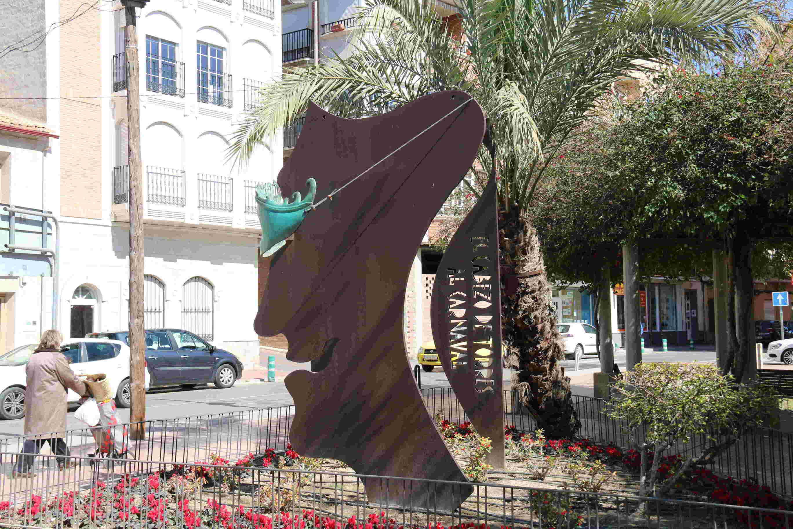 Jardin de la Constitución Cabezo de Torres