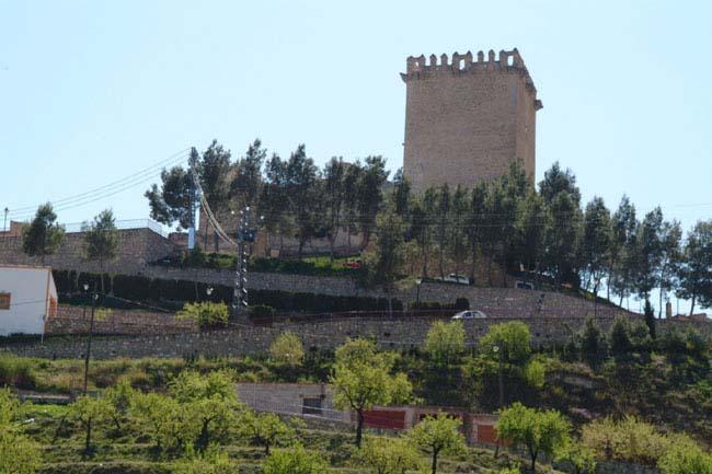 Castillo Fortaleza de  Moratalla