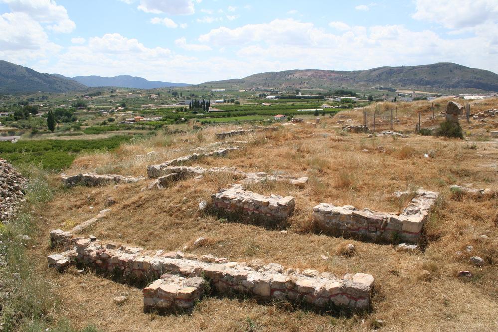 Yacimiento Arqueológico de Begastri