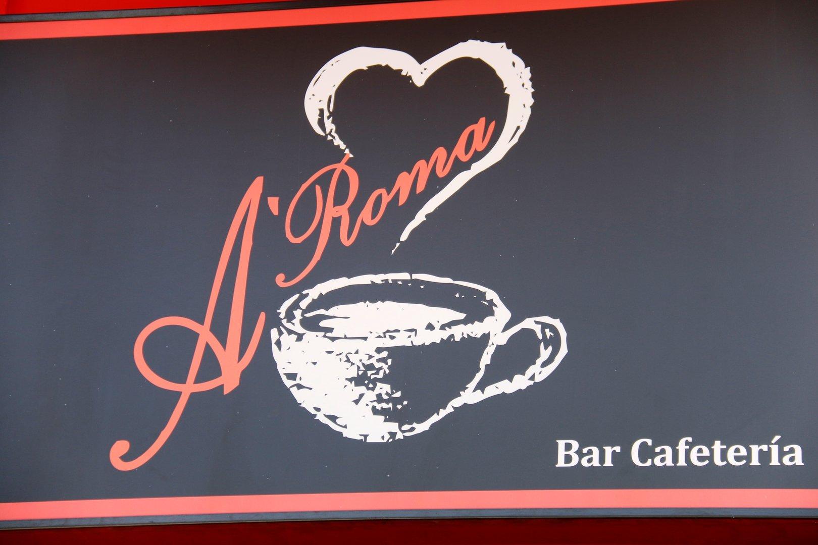 Cafe Bar ARoma Copas