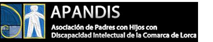 Asociación de Padres con Hijos con Discapacidad Intelectual de la Comarca de Lorca