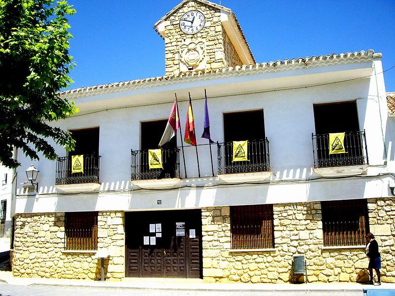 Ayuntamiento de Lezuza