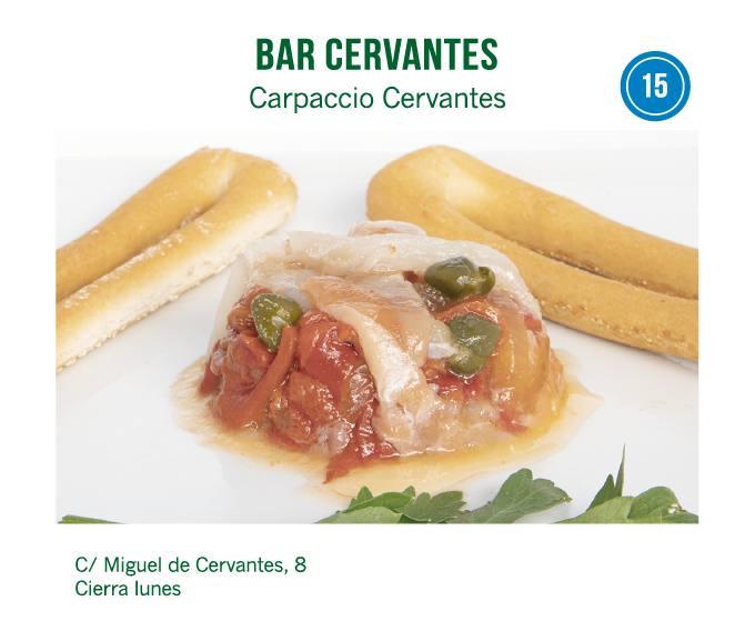 Bar Cervantes de Molina de Segura
