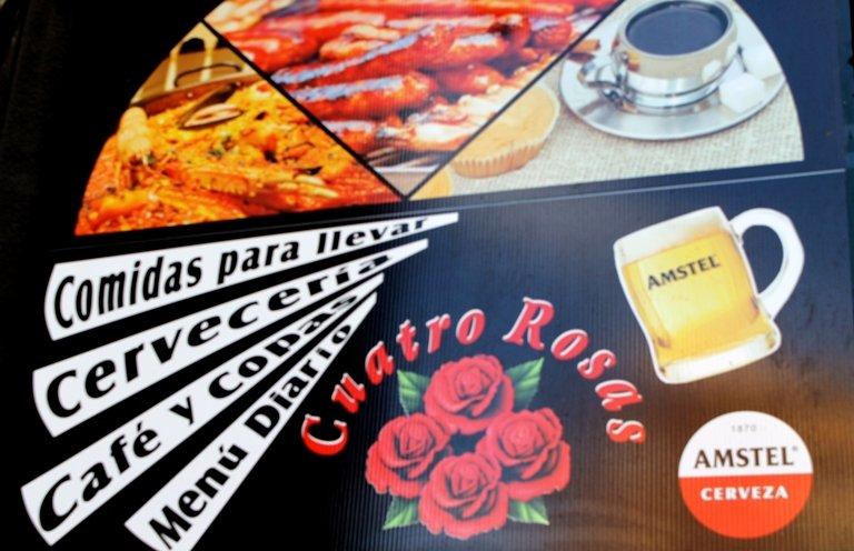 Bar Cuatro Rosas
