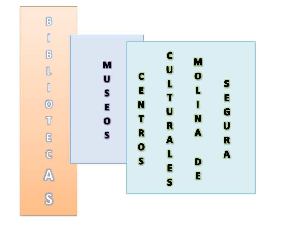 Bibliotecas, Museos y Centros Culturales Molina