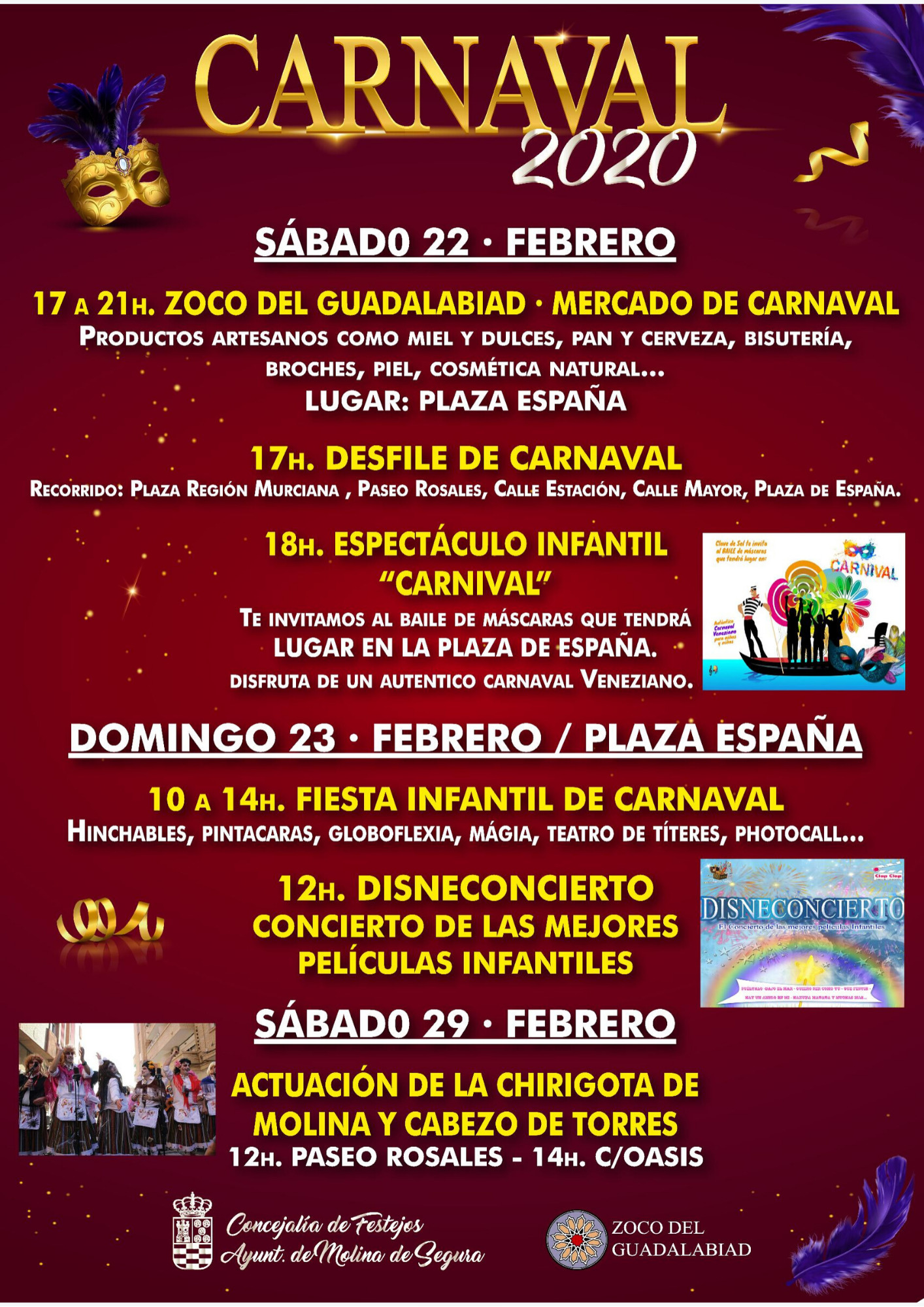 Carnaval de Molina de Segura