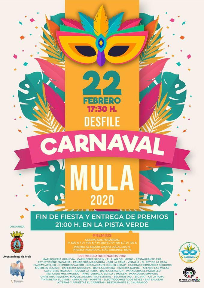 Carnaval de Mula