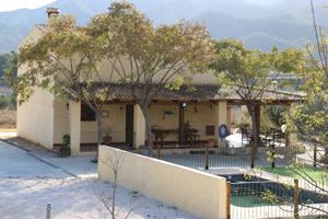 Casa Rural El Escorial en campo de Ricote