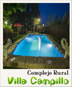 Casa Rural Villa Campillo-La Algaida, Archena
