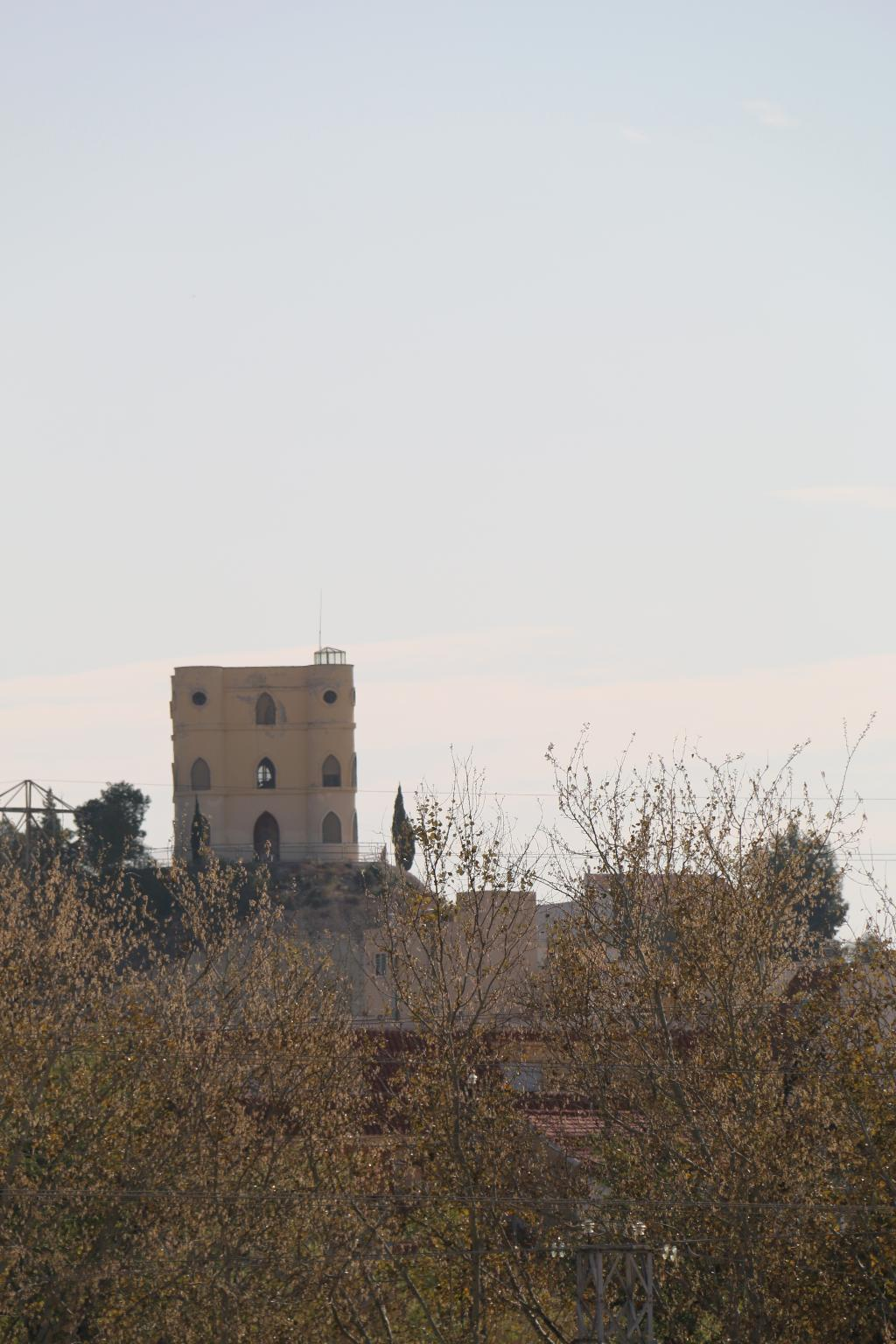 Castillo de Don Mario de Archena