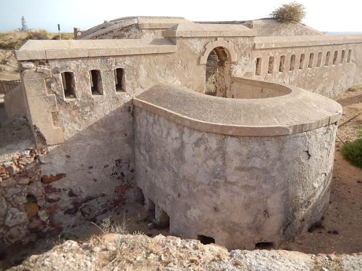 Castillos, Fuertes y Baterías de Cartagena