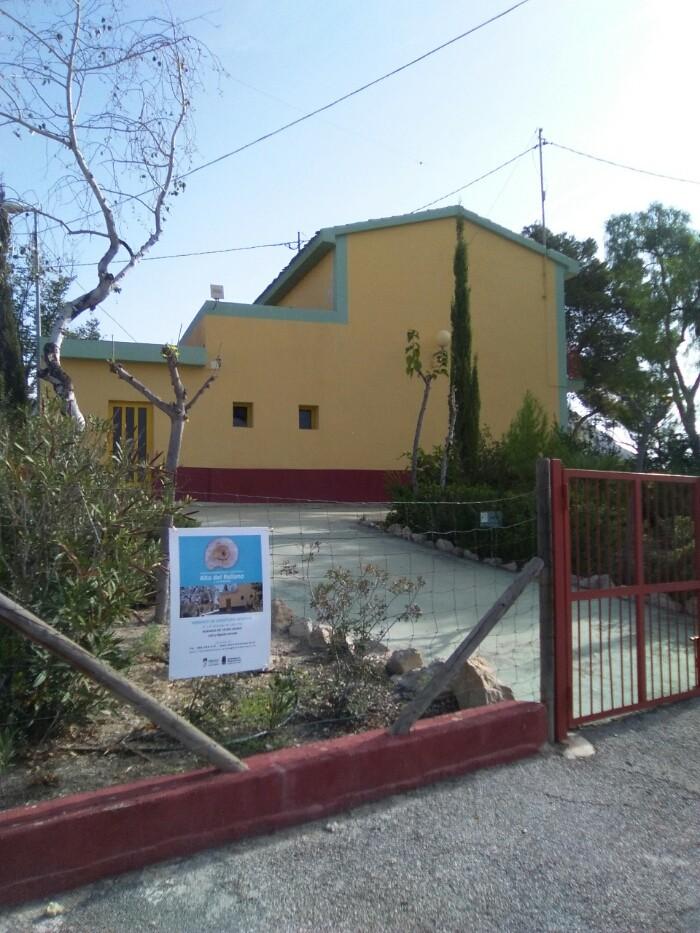 Centro de Información Ecoturística ¨El Rellano¨