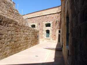 Centro de Interpretación de la Arquitectura Defensiva de Cartagena Fuerte Navidad
