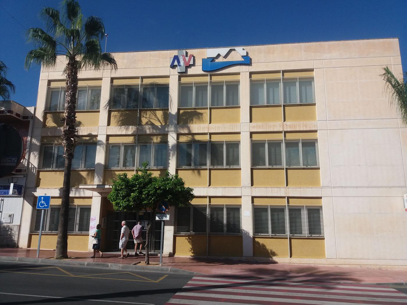 Centro de Salud de San Miguel de Salinas