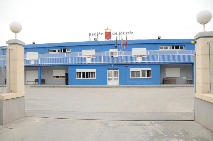 Centro para personas con discapacidad de El Palmar