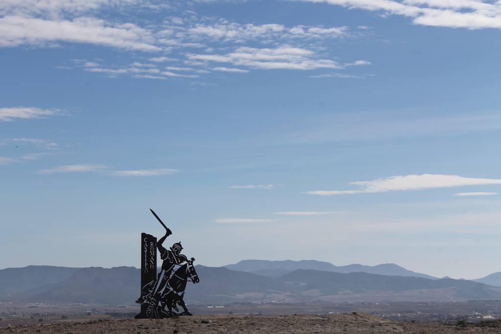 Cerro de las Fuentes en Archivel