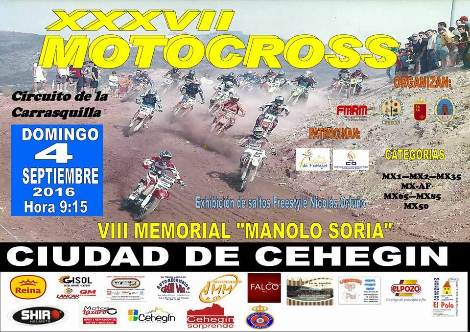 Circuito de Motocross de Cehegín