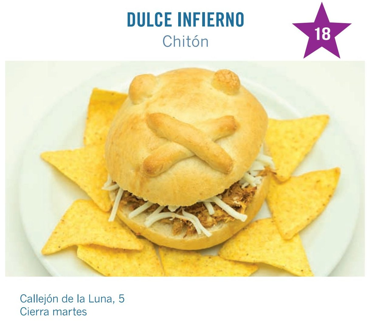Bar Dulce Infierno de Molina de Segura