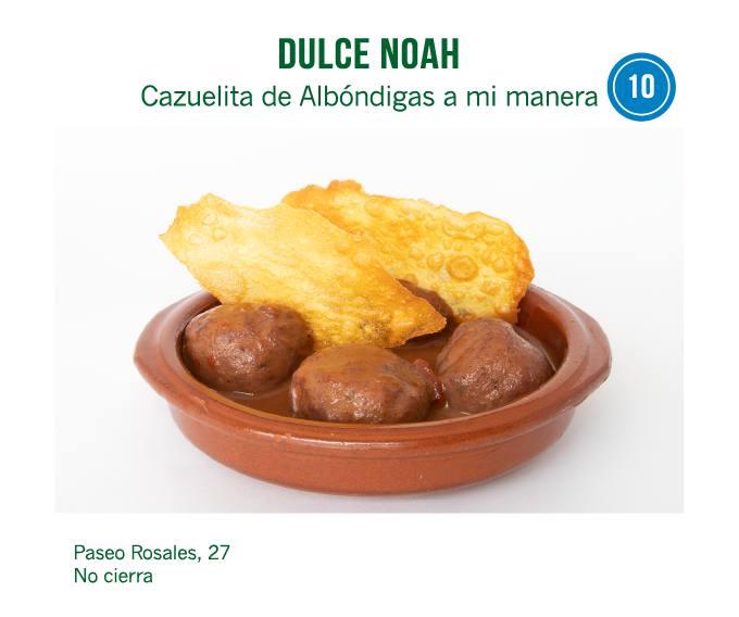 Dulce Noah de Molina de Segura