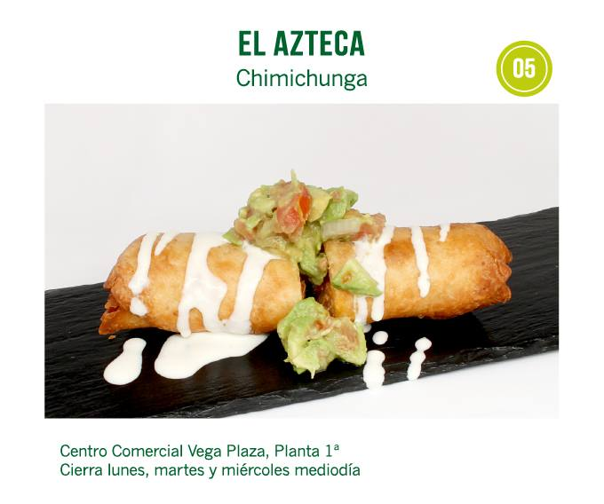 El Azteca en Centro Comercial Vega Plaza en  Molina de Segura