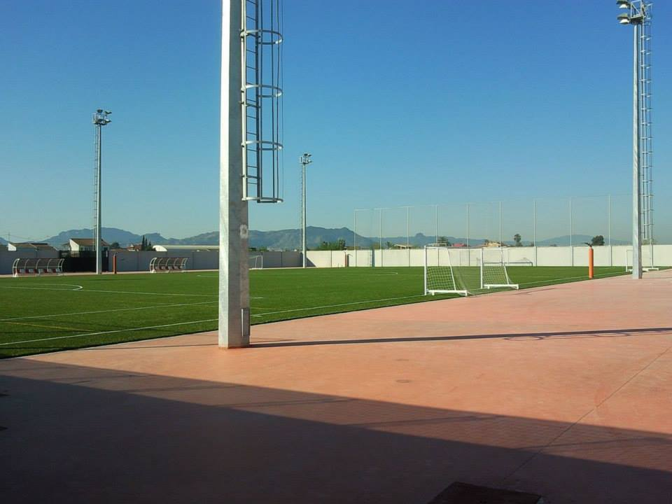 Estadio Municipal Villa de Beniel