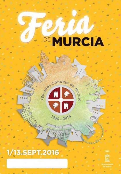 Feria de septiembre de Murcia 2016