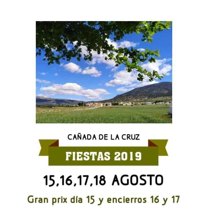 Fiestas Cañada de la Cruz (Moratalla)