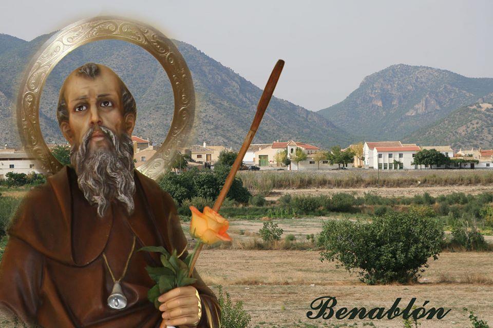 Fiestas de Benablón (Caravaca de La Cruz)