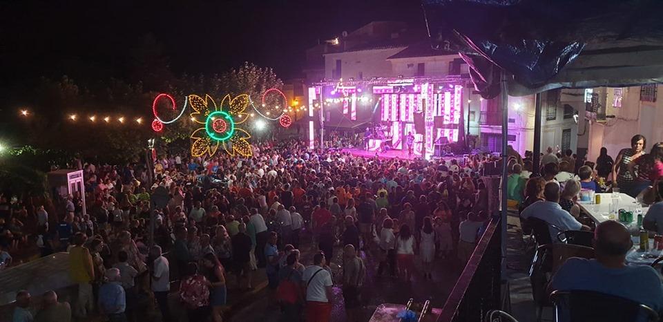Fiestas de Bogarra