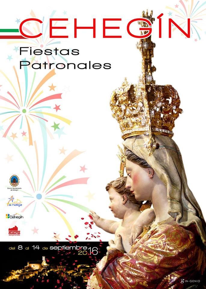 Fiestas de Cehegín 2016