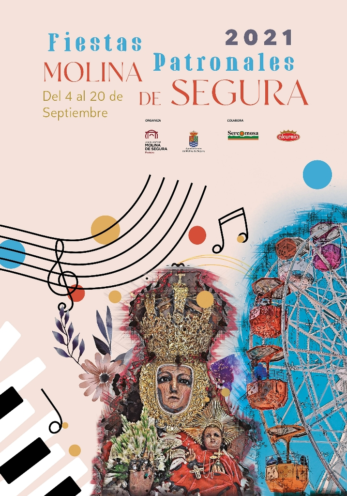 Fiestas de Molina de Segura 2021