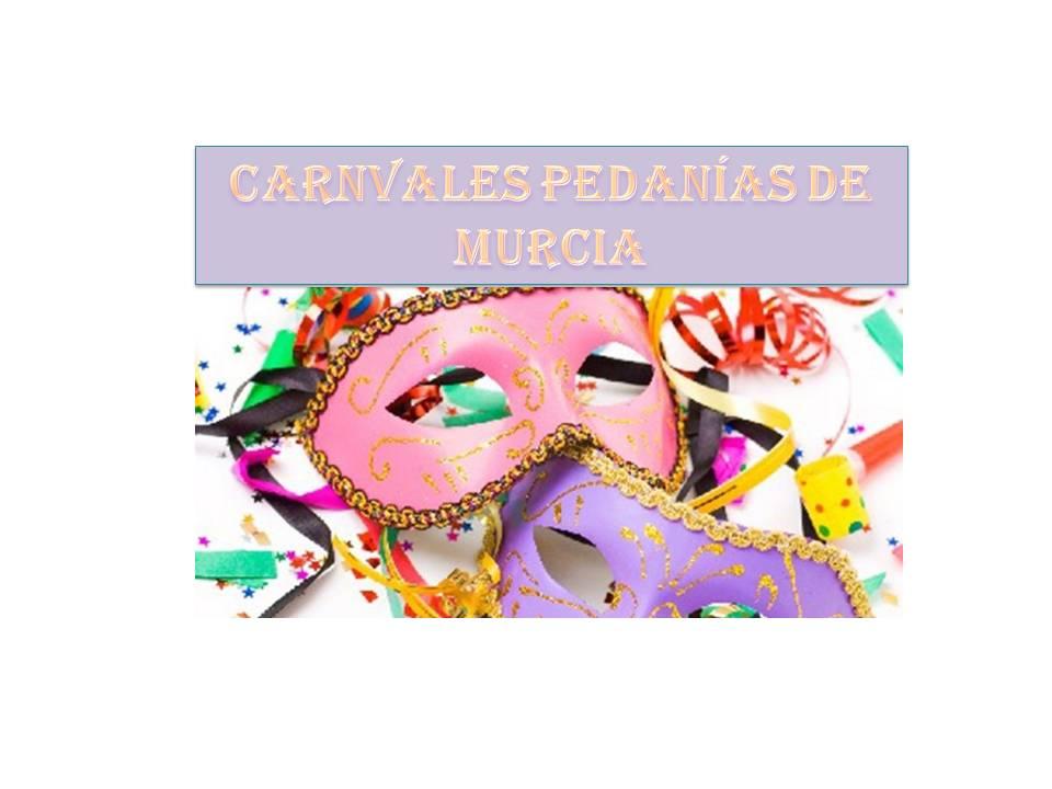 Fiestas pedanías de Murcia